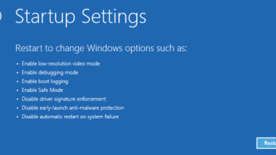 How to boot Windows 10 into Safe Mode | Expert Reviews