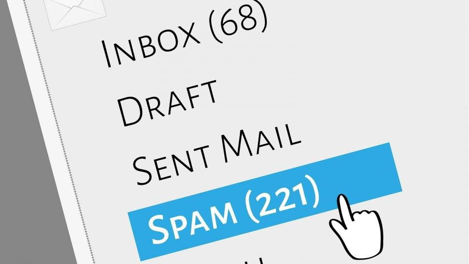 How can i block spam emails in gmail