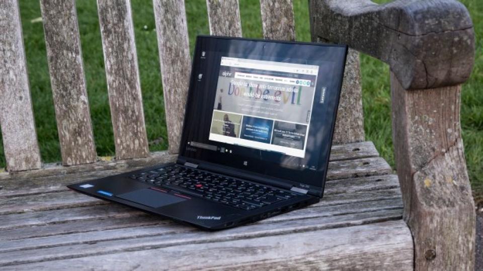 Lenovo ThinkPad Yoga 260 review - A seriously agile laptop