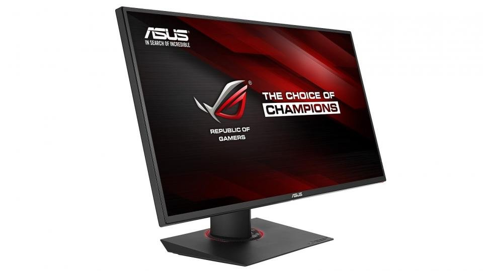 Asus ROG Swift PG27AQ review - G-Sync goes 4K | Expert Reviews