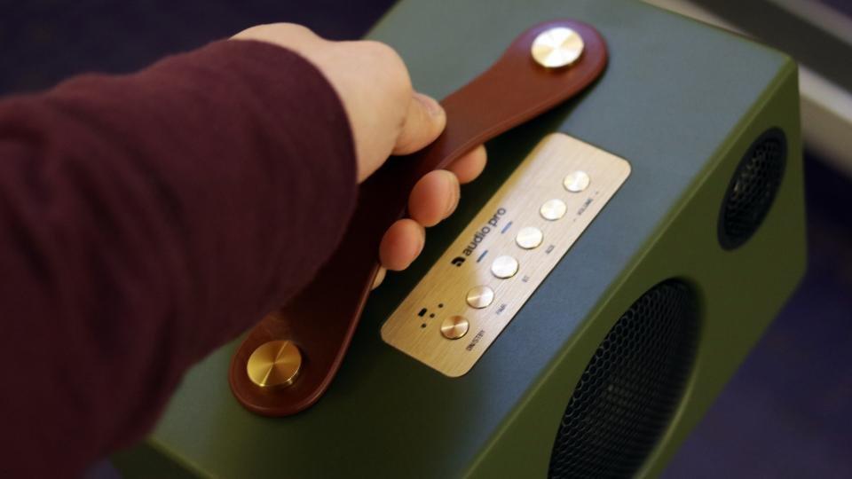Audio Pro Addon T3 handle
