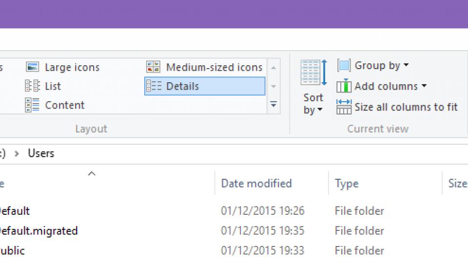 How To Fix A Corrupted Profile In Windows 10 Fix Corrupt