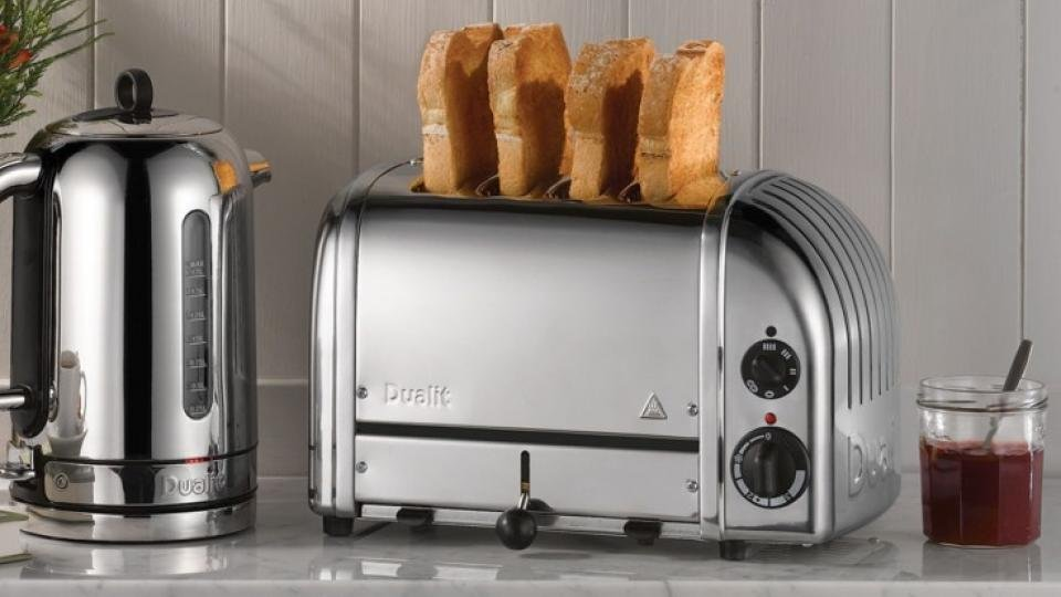 Dualit NewGen Toaster review