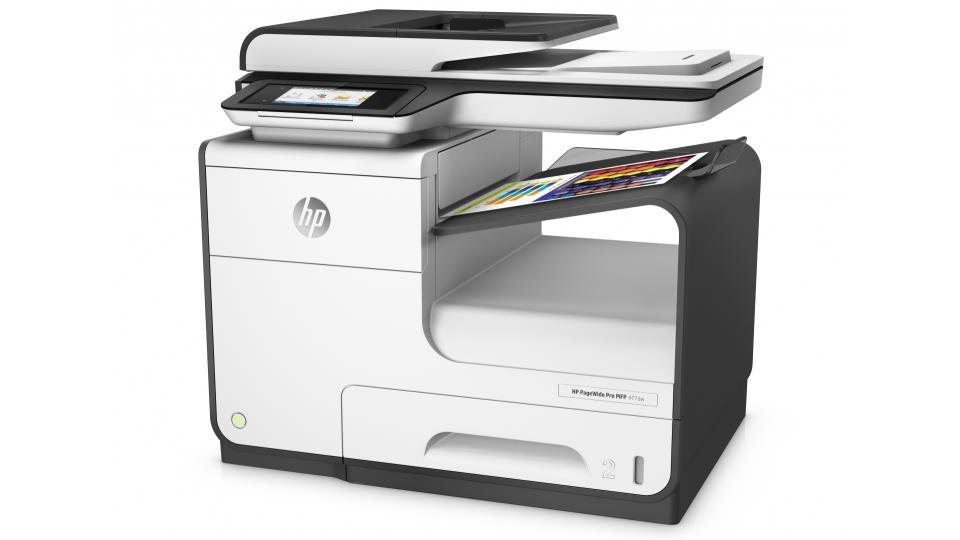 HP PageWide Pro 447dw review: The best inkjet MFP for small