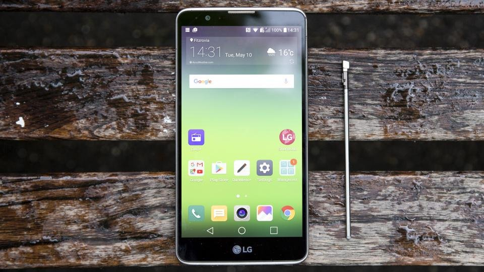 LG Stylus 2 review - hitting all the right notes | Expert Reviews
