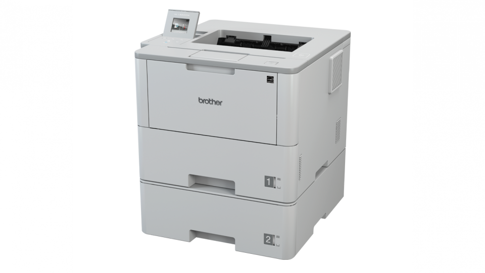Brother HL-L6300DWT review - a mono laser printer built for