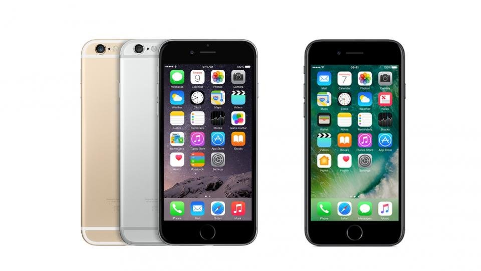 09afe38d065 iPhone 7 vs iPhone 6: Is it worth the upgrade yet?   Expert Reviews