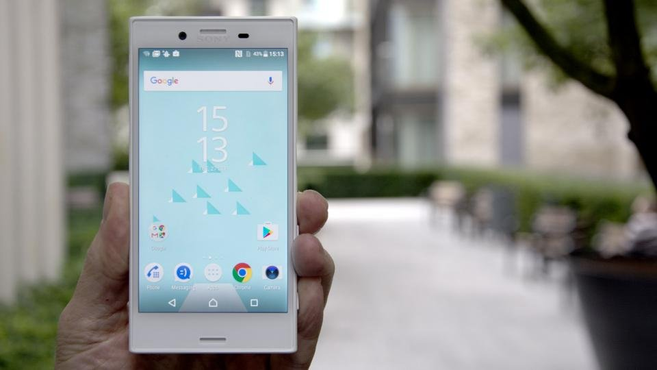 Sony Xperia X Compact review: Small, but not quite as mighty