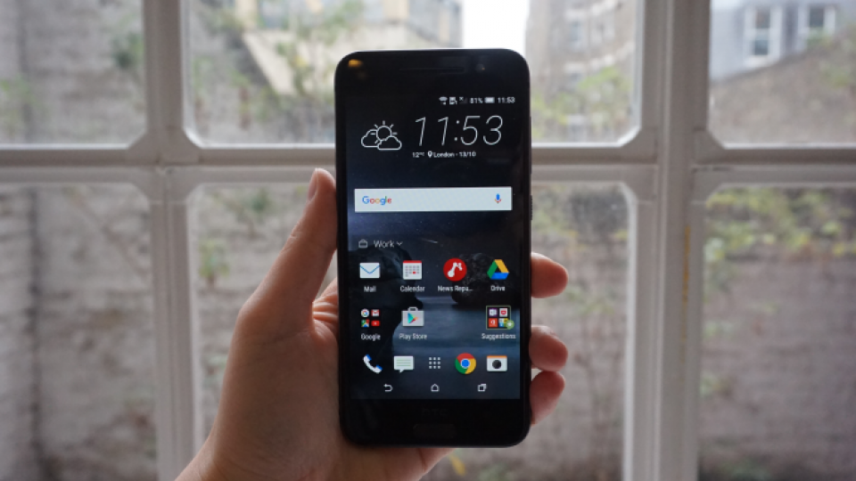 HTC One A9 review: A once flagship phone for just £200