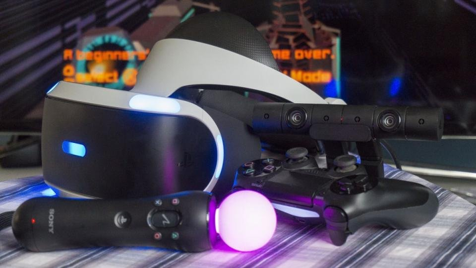 PlayStation VR review: The best-value VR headset   Expert