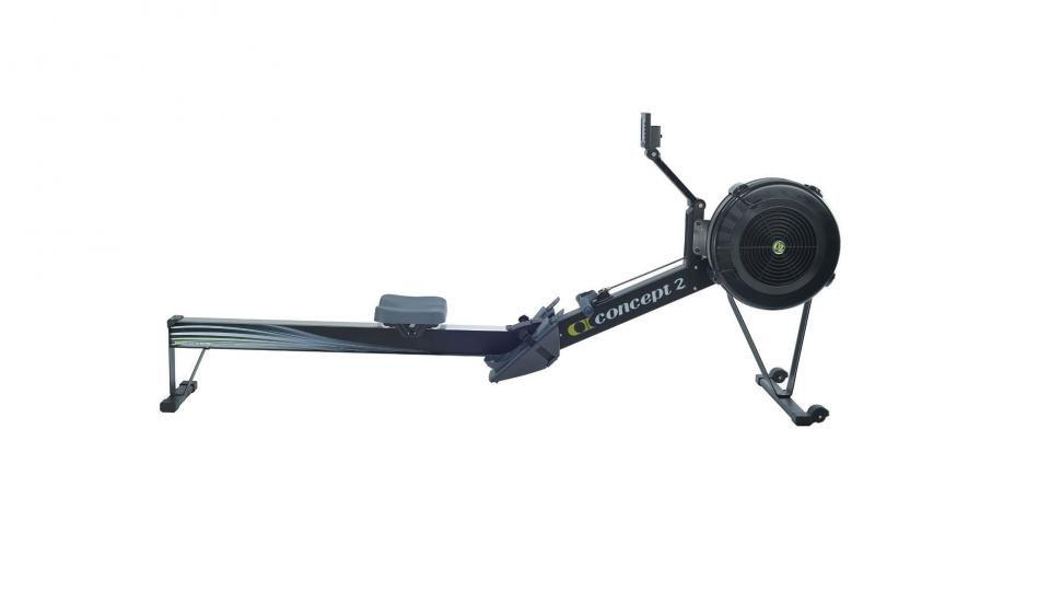 Concept 2 Model D: de beste roeimachine om te koop voor fitness-liefhebbers de best verkochte roeitrainer ter wereld