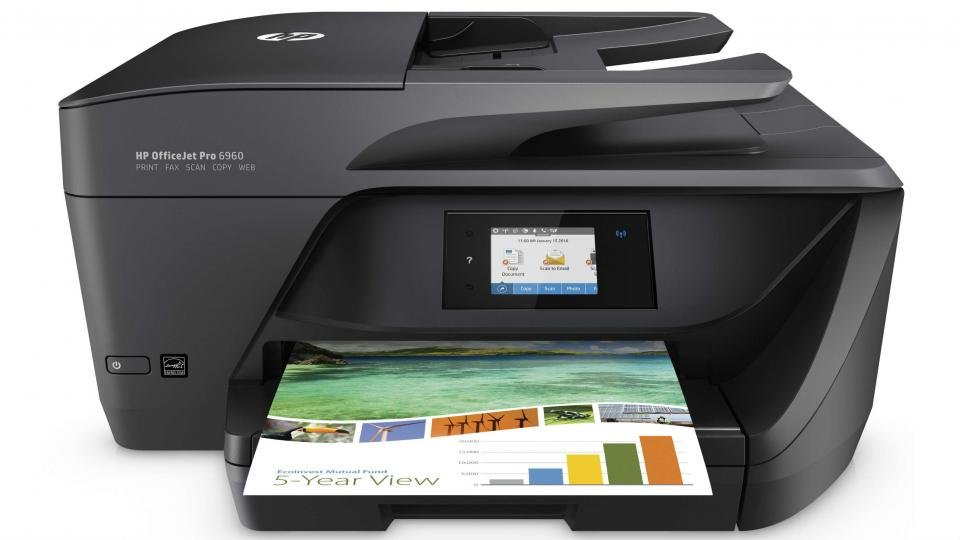 HP OfficeJet Pro 6960 review: A capable all-in-one for