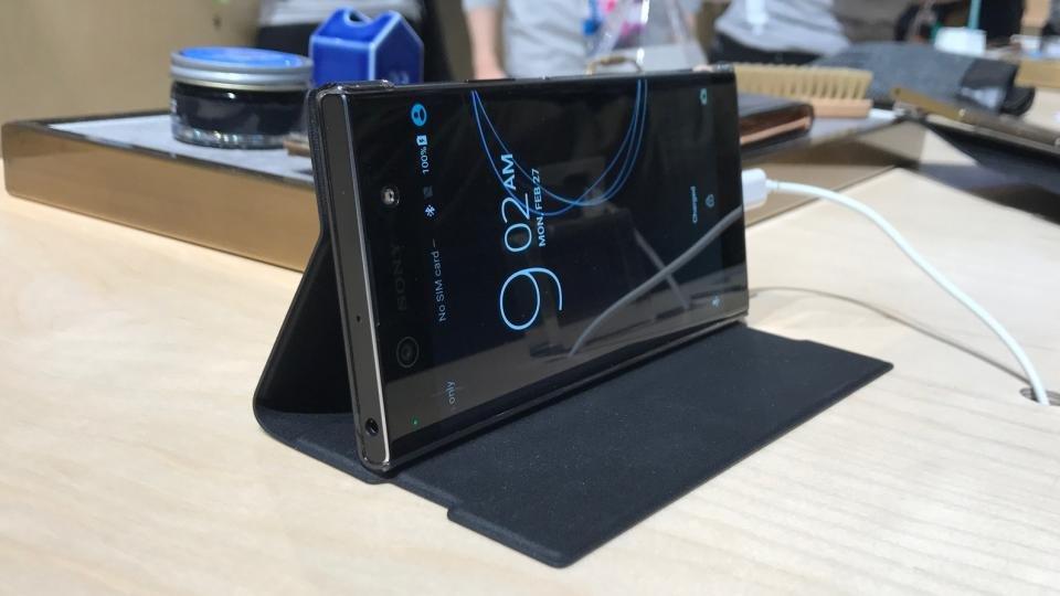 sony xperia xa1 and xa1 ultra review sony s mid range phones look