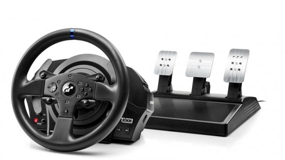 Thrustmaster T300RS GT Edition review: The best steering wheel you