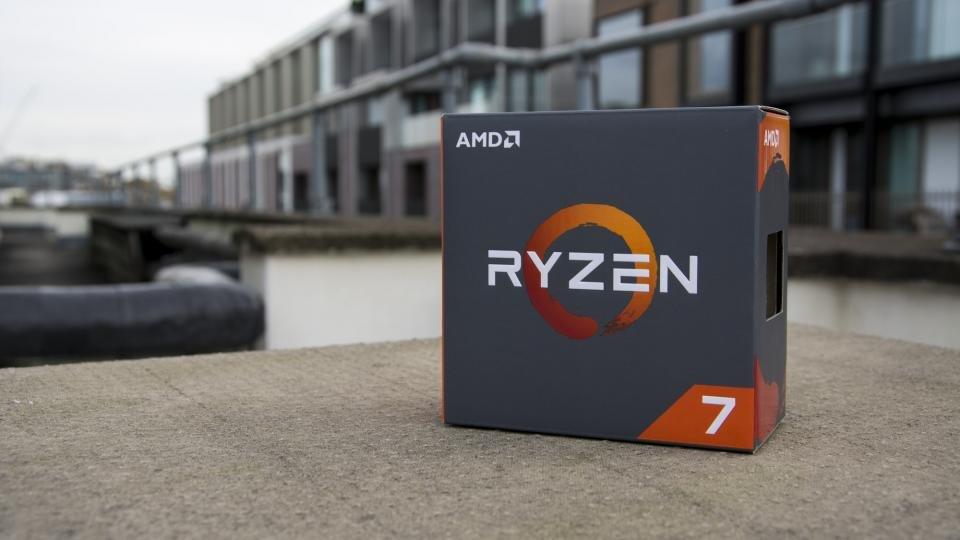 AMD Ryzen review: The AMD Ryzen 7 1800X rivals the £1,600 Intel Core