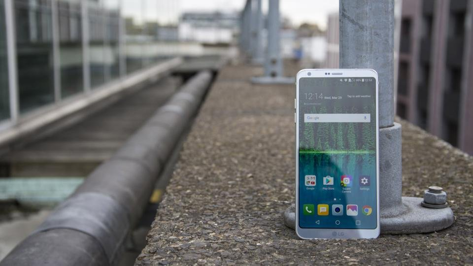 LG G6 review: Last year's flagship phone has significantly