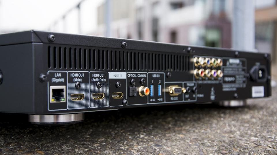 Oppo UDP-203 review: The expensive 4K UHD Blu-ray player for