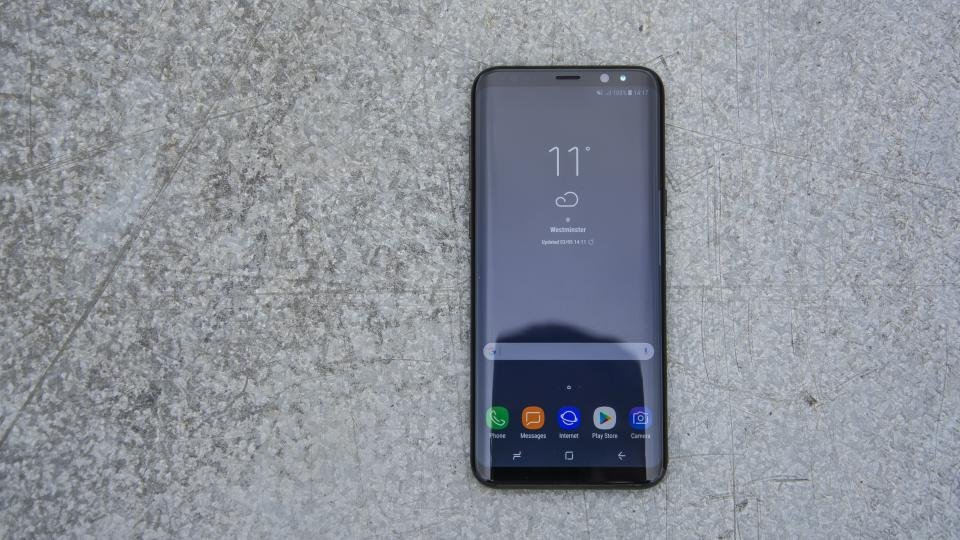 Samsung Galaxy S8 Plus Review Samsung S 6 2in Monster