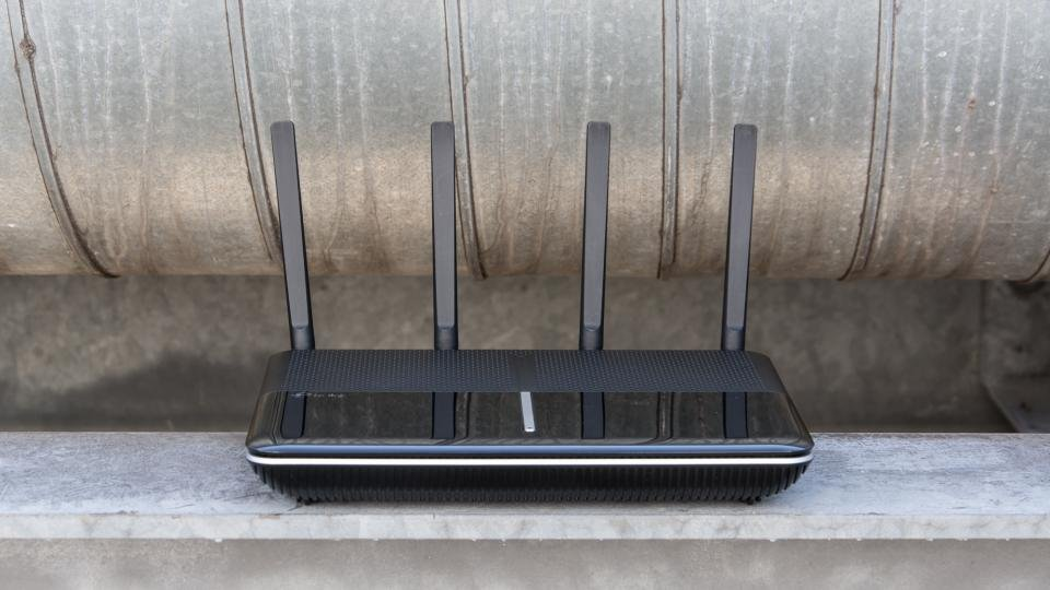 TP-Link Archer VR2800 review: Fast, furious Wi-Fi at a