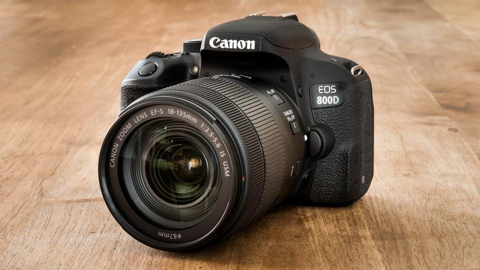 Canon EOS 800D review: A brilliant sub-£1000 DSLR | Expert