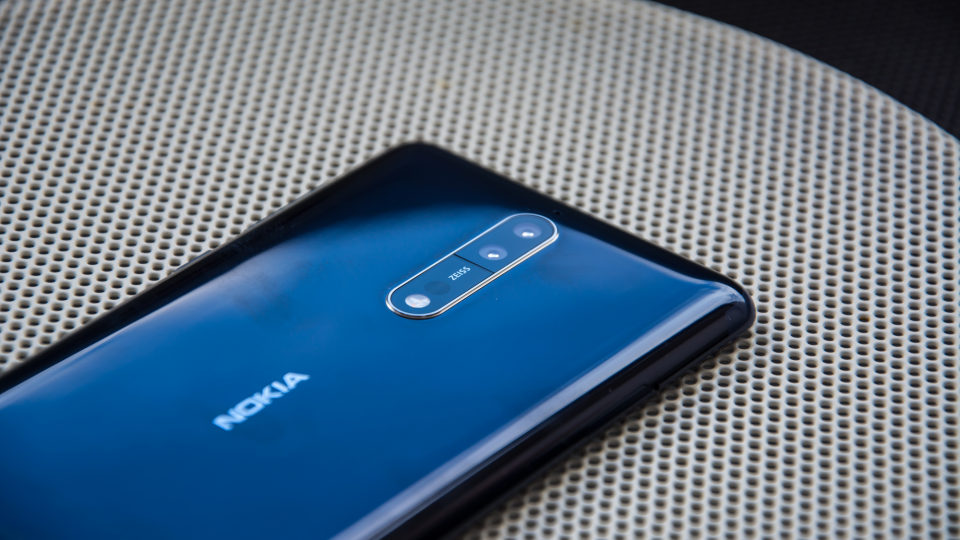 Nokia 8 review: Nokia's top-tier flagship brings the firm back on
