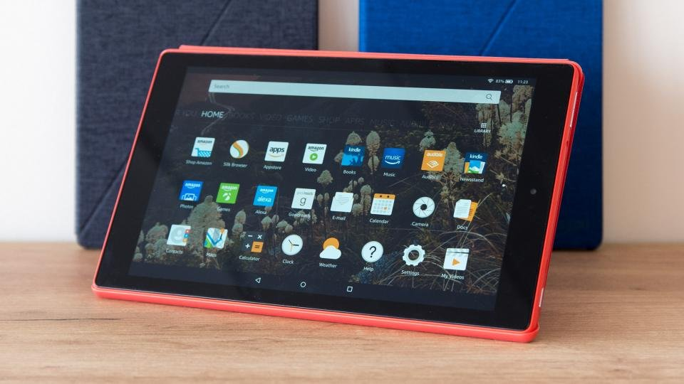 Amazon Fire HD 10 review (2017): Enjoy hands-free Alexa for