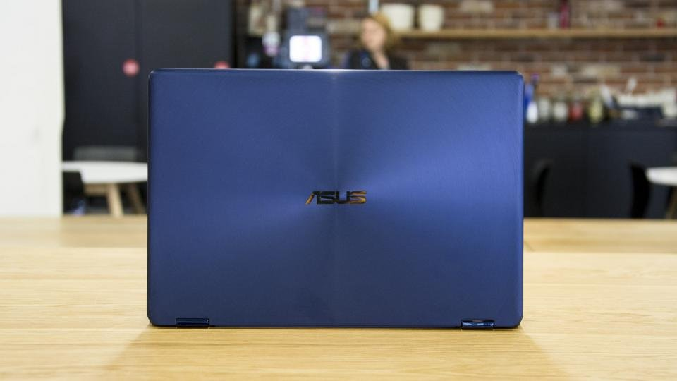 Asus ZenBook Flip S (UX370UA) review: The slimmest 2-in-1