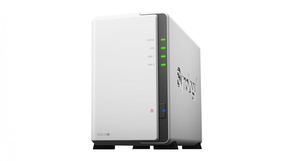 Synology DS216j review: A capable two-bay NAS device for