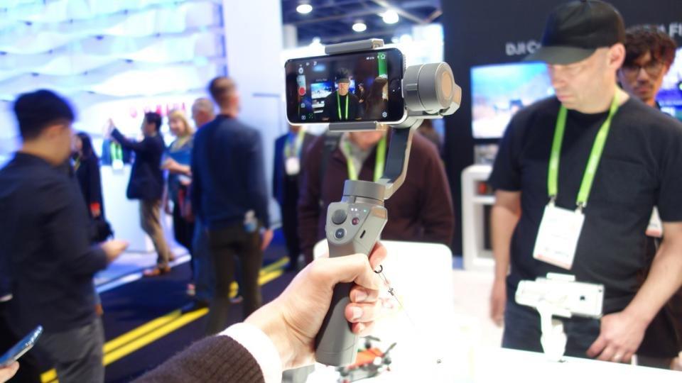 DJI Osmo Mobile 2 hands-on: DJI's newest smartphone gimbal revealed