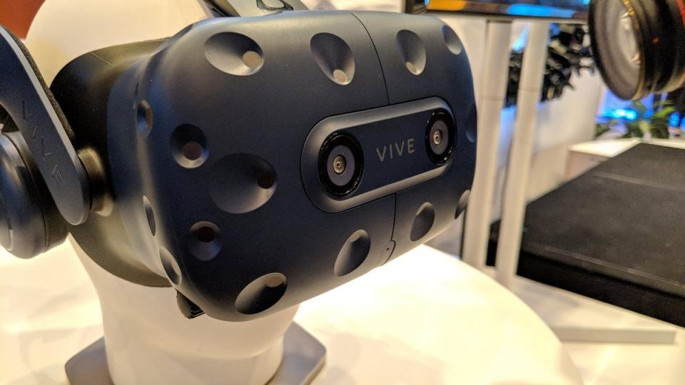 HTC Vive Pro: New Vive 2 VR headset costs £799 | Expert Reviews