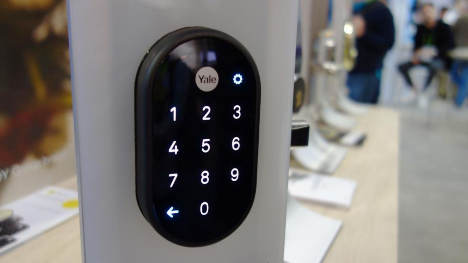 Nest x Yale Lock: First smart door lock finally unveiled at