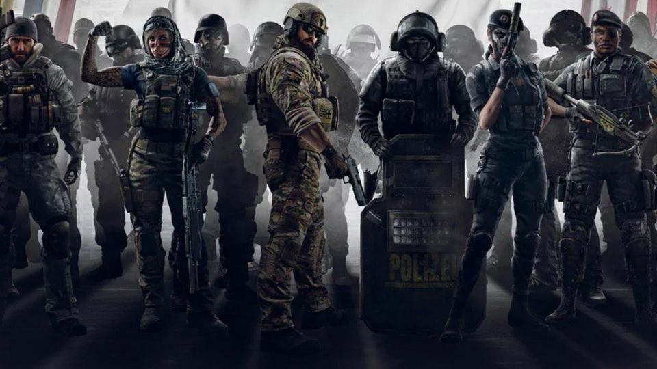 6. Tom Clancy's Rainbow Six: Siege