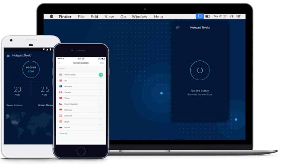 Hotspot Shield review: A fast, fully featured VPN   Expert