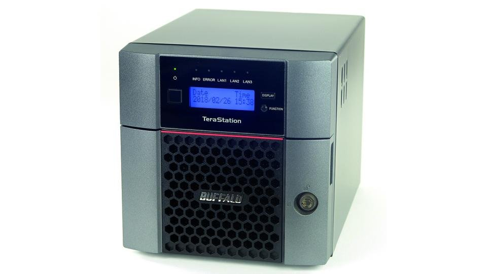 Buffalo TeraStation 5210DN review: An extremely fast NAS