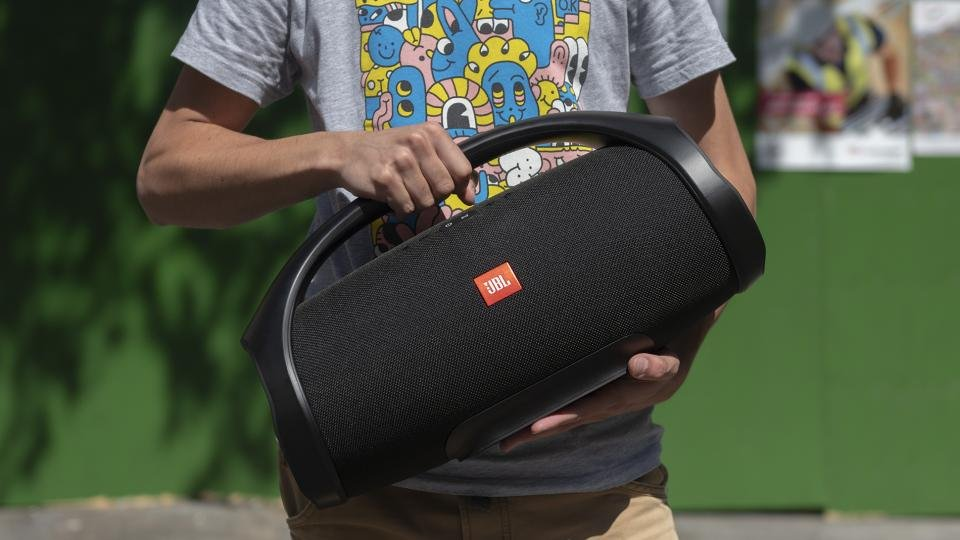 Image result for JBL Boombox