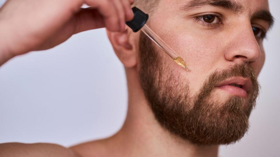 100 Vegan Natural Premium Conditioning Beard Oil With Anic Argan Jojoba And Ginger