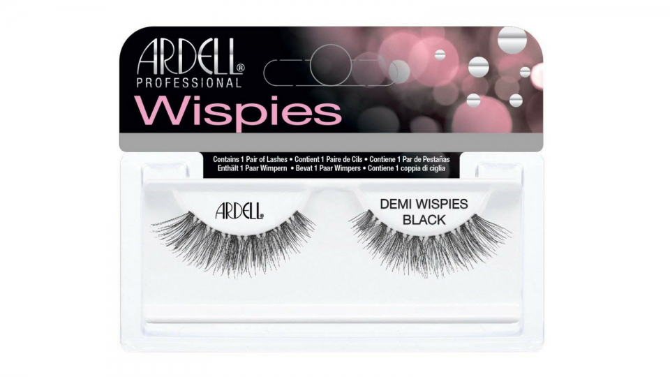 2f91932c888 Ardell's cult-classic Demi Wispies are our go-to lash for subtle glam.  Earning a coveted place in many a makeup artist's beauty arsenal, the Demi  Wispies ...