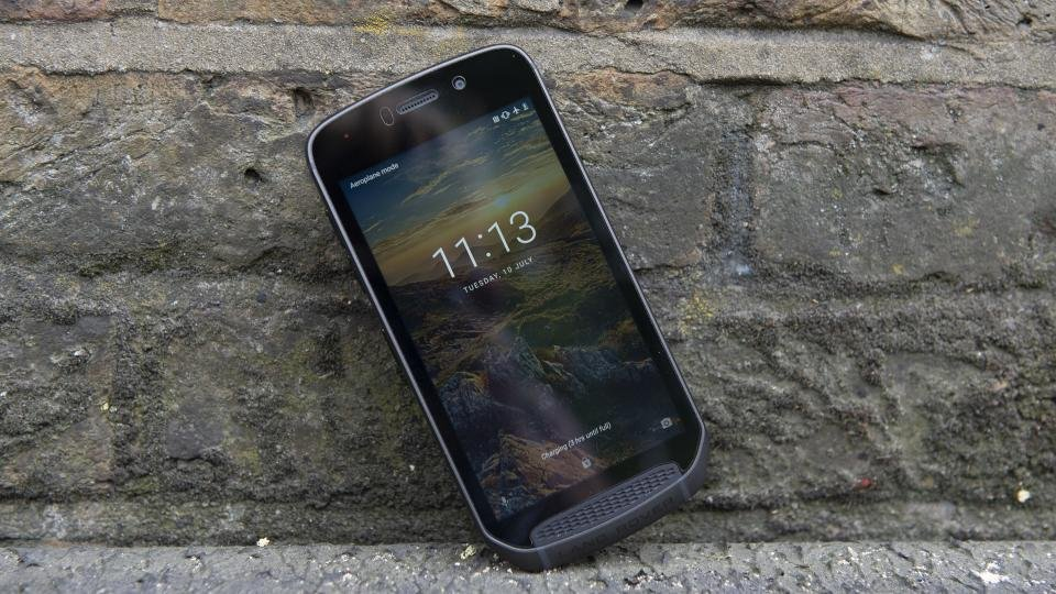 Land Rover Explore review: The perfect outdoor phone for