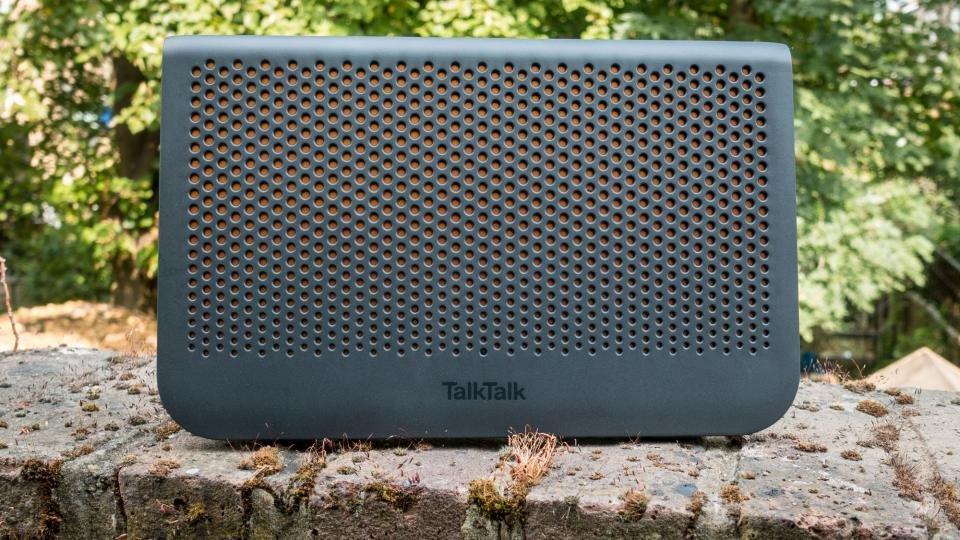 latest firmware on talktalk wifi hub