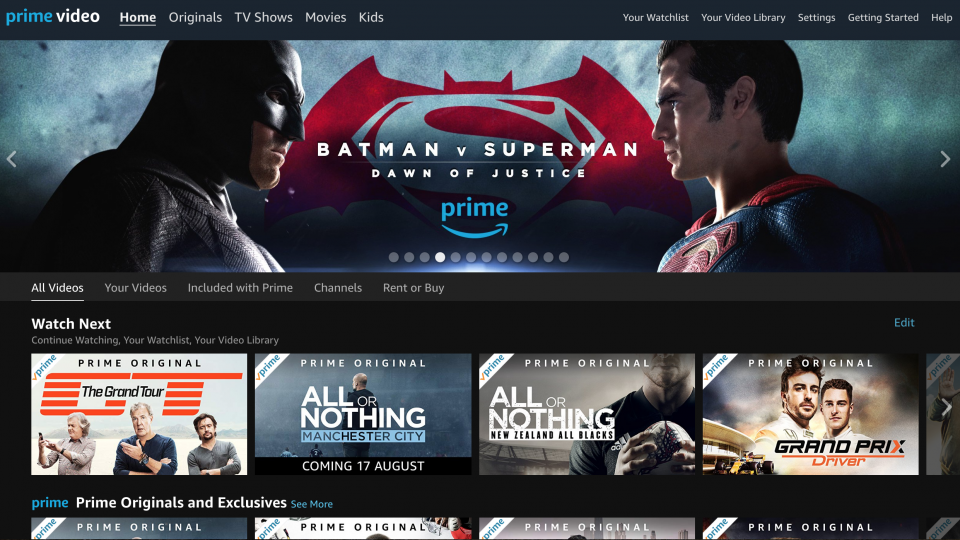 b1fbcf2068f3 Amazon Prime Video review: How does Amazon's streaming service stack ...