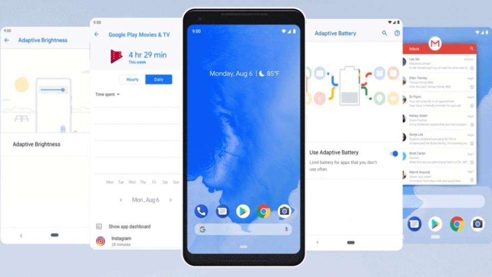 Android Pie review: Everything that's new in Google's latest