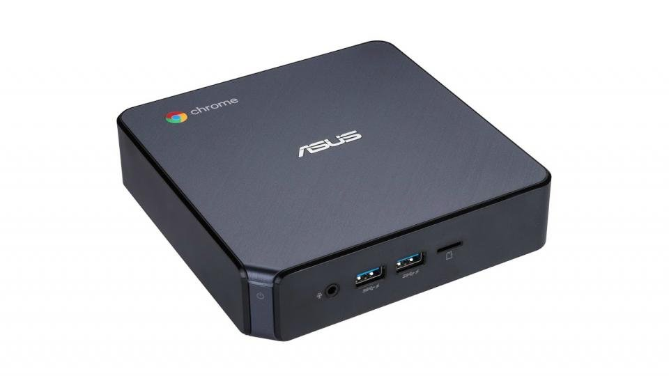Asus Chromebox 3 review: This tiny PC is perfect for schools