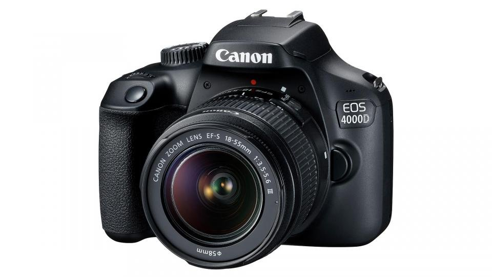 Canon EOS 4000D review: Is this the best budget DSLR yet? | Expert ...
