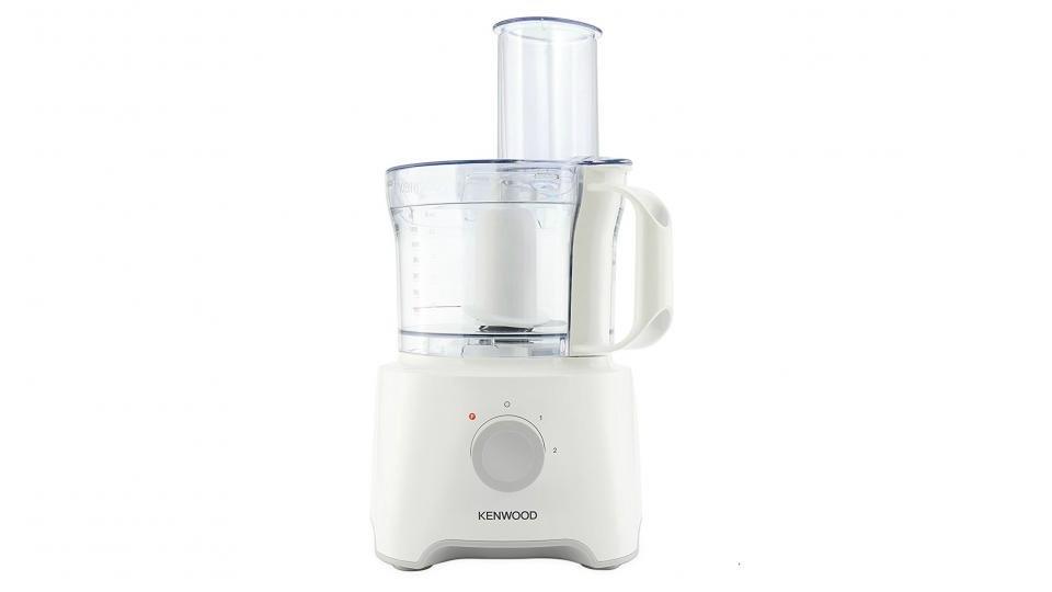 Kenwood Food Processor 600W Mixer Juicer Blender Shredder Slicer 13 Functions