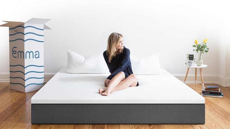 Emma Matras Review : Emma original mattress review soft but supportive expert reviews