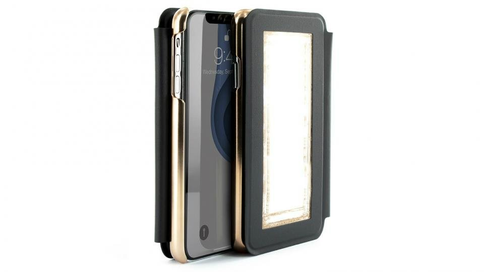 ted baker iphone xr mirror case