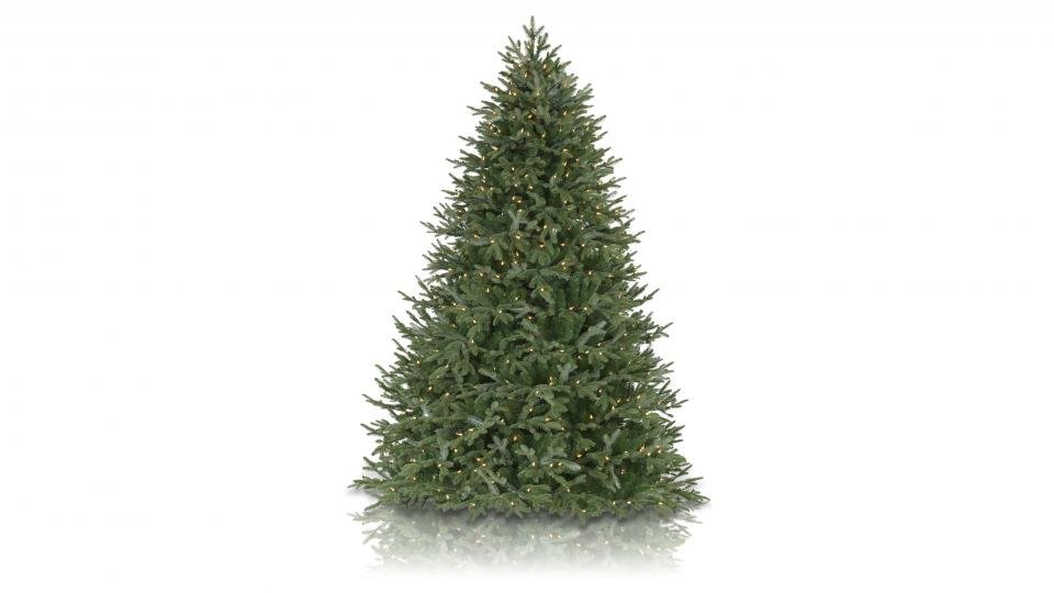 best artificial christmas trees 2018 have a hassle free xmas with our pick of the best artificial trees
