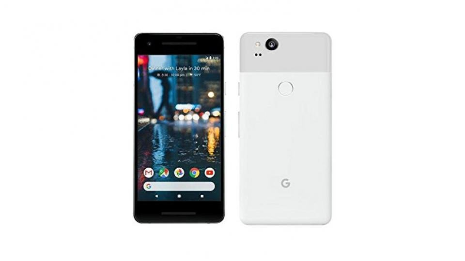 Google Pixel 2 Vs Iphone 5