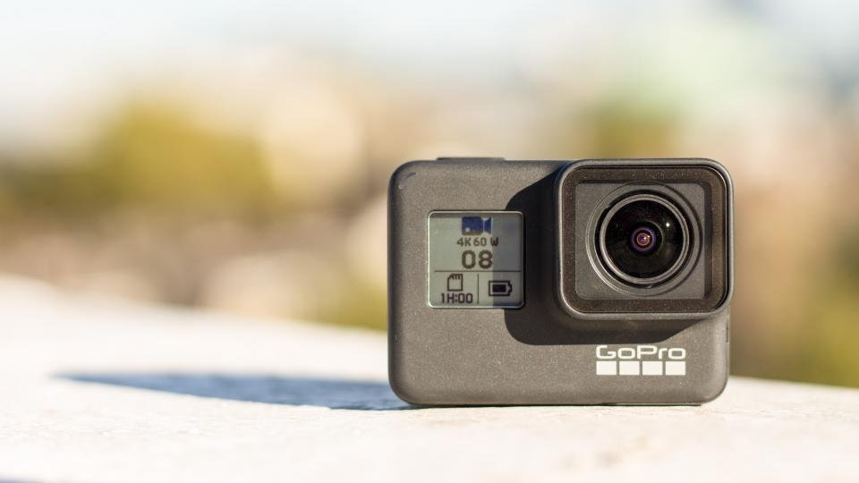 5250339d9c0 GoPro Hero 7 Black review  GoPro s HyperSmooth video makes the Hero even  better. Action cameras