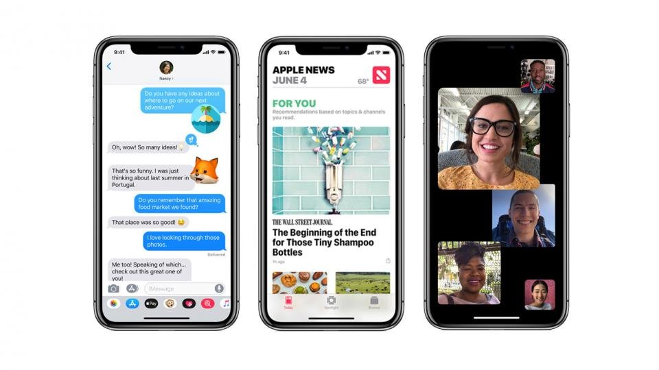 Apple iOS 13 release date and features: Apple unveils iOS 13